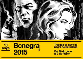 Imagen promocional BCNegra 2015.