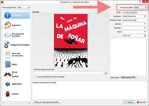 Añadir archivos a la biblioteca